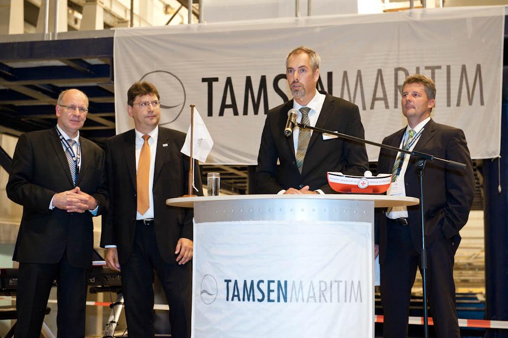 TAMSEN MARITIM Hanse Sail Event