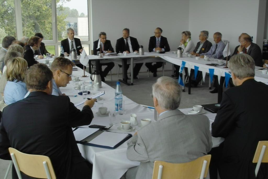 Maritime Round Table at TAMSEN MARITIM