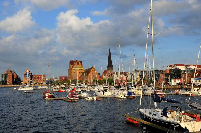 Herzlichen Glückwunsch, Rostock !