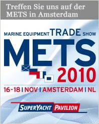 Treffen Sie uns auf der METS in Amsterdam!